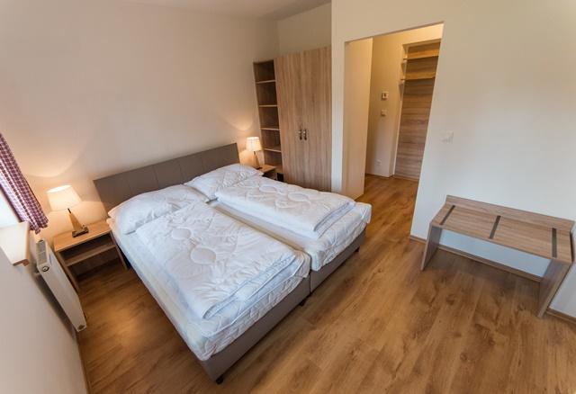 apartmány na Šumavě na prodej